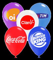 Balões de Latex