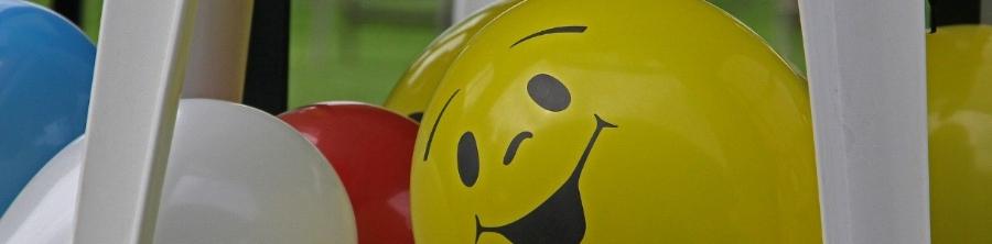 Bexigas personalizadas para festas infantis