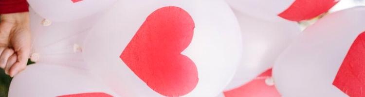 Ideias De Decoração Para O Dia Dos Namorados Com Balões Balões