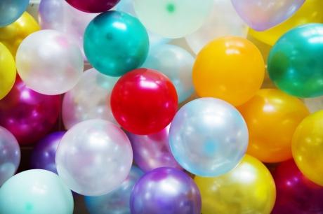 Dicas de decoração para festas infantis com balão