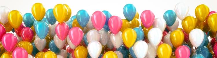 Como e por que trabalhar com balões personalizados?