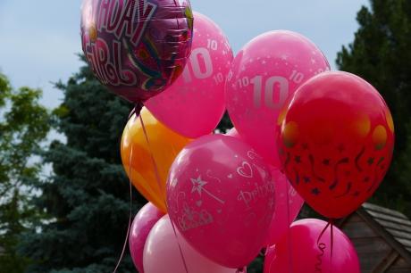 Balão personalizado com impressão