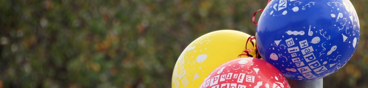 O que imprimir nos balões personalizados?
