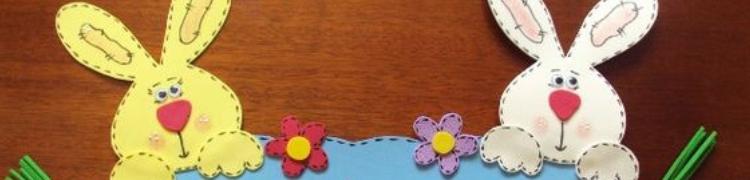 Decoração de páscoa simples e criativa com balões personalizados