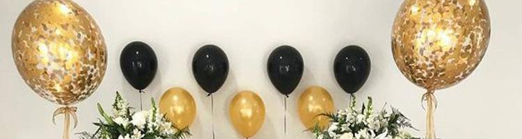Conheça os tipos de balões para festas